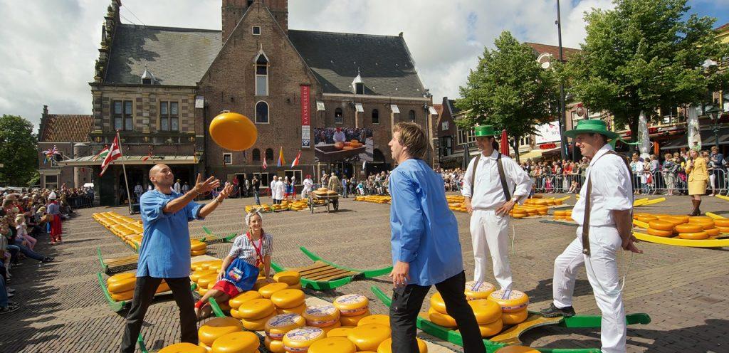 avrupa rüyası hollanda volendam peynir müzesi