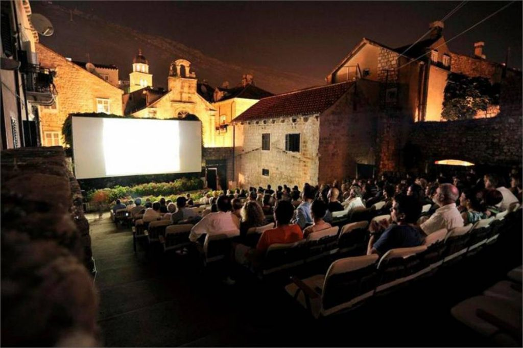 avrupa rüyası dubrovnik açık hava sineması
