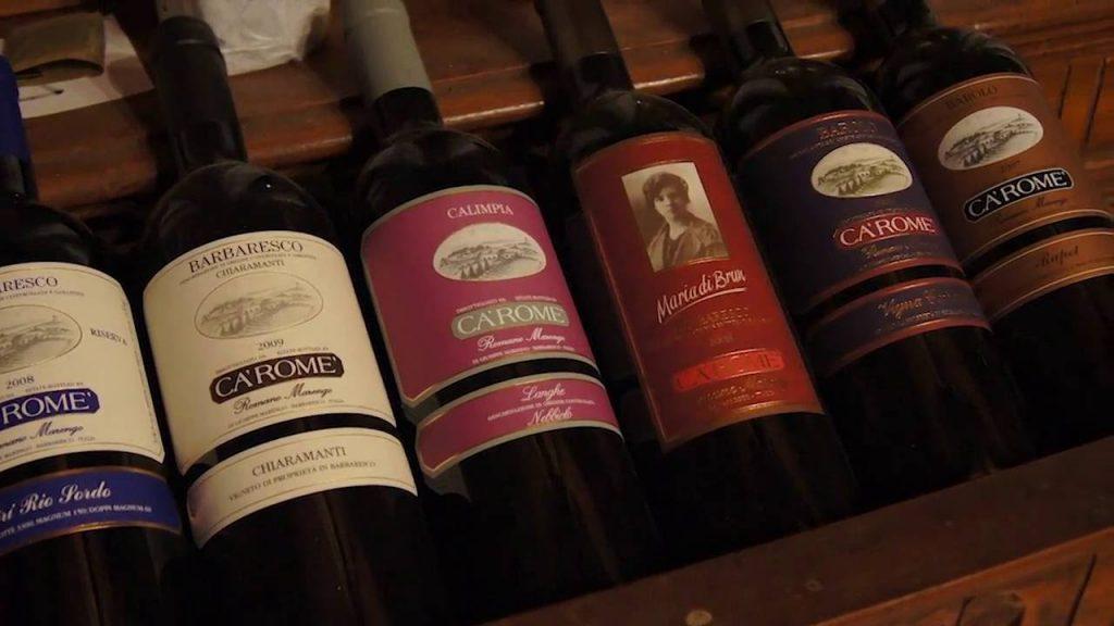 avrupa rüyası roma şarap