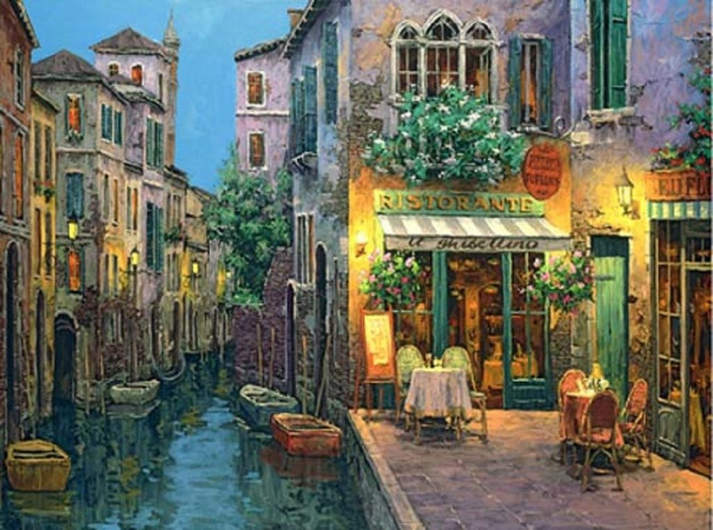 avrupa rüyası roma tablolar