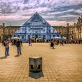 avrupa rüyası fransa paris louvre müzesi