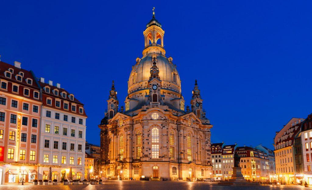 avrupa rüyası dresden frauekirche