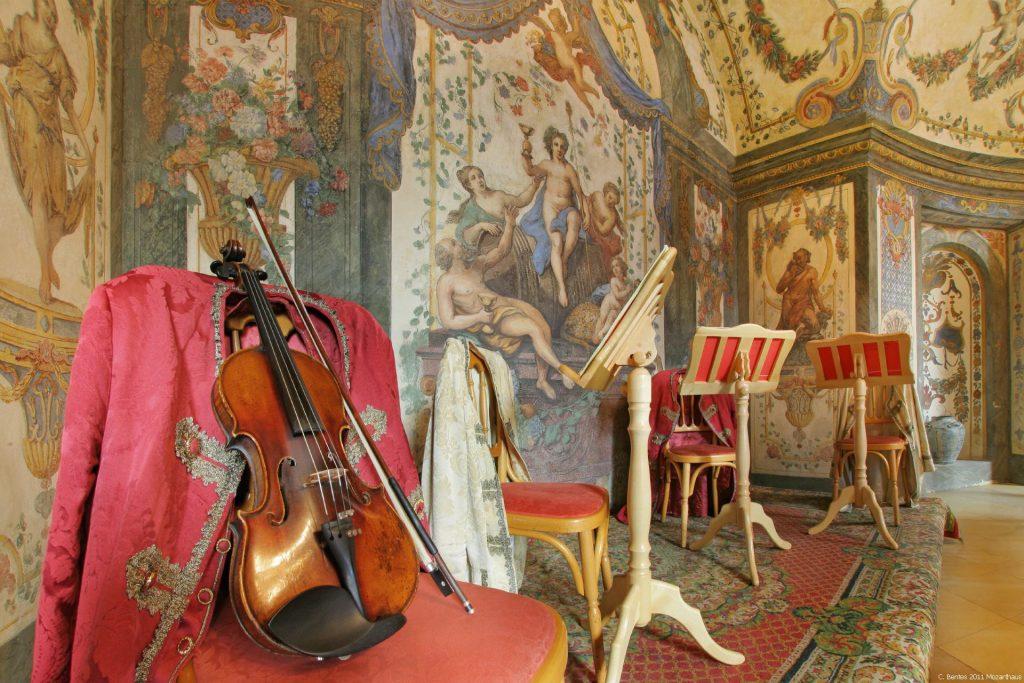 avrupa rüyası viyana mozart müzesi keman