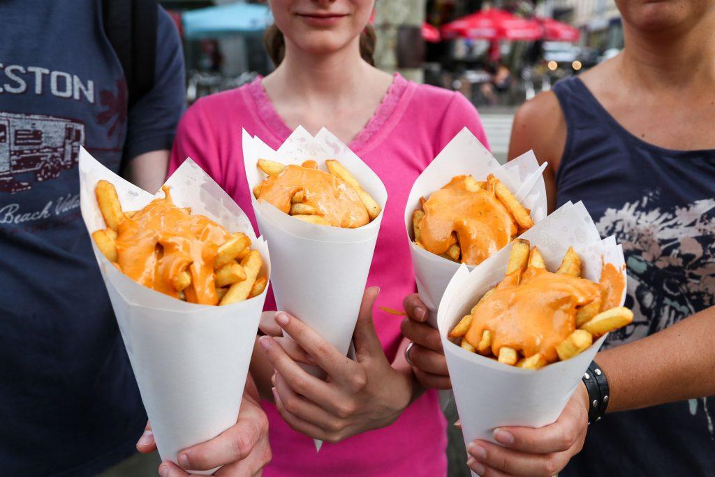 avrupa rüyası brugge French Fries
