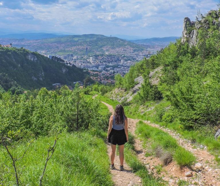 avrupa rüyası saraybosna trebevic dağı