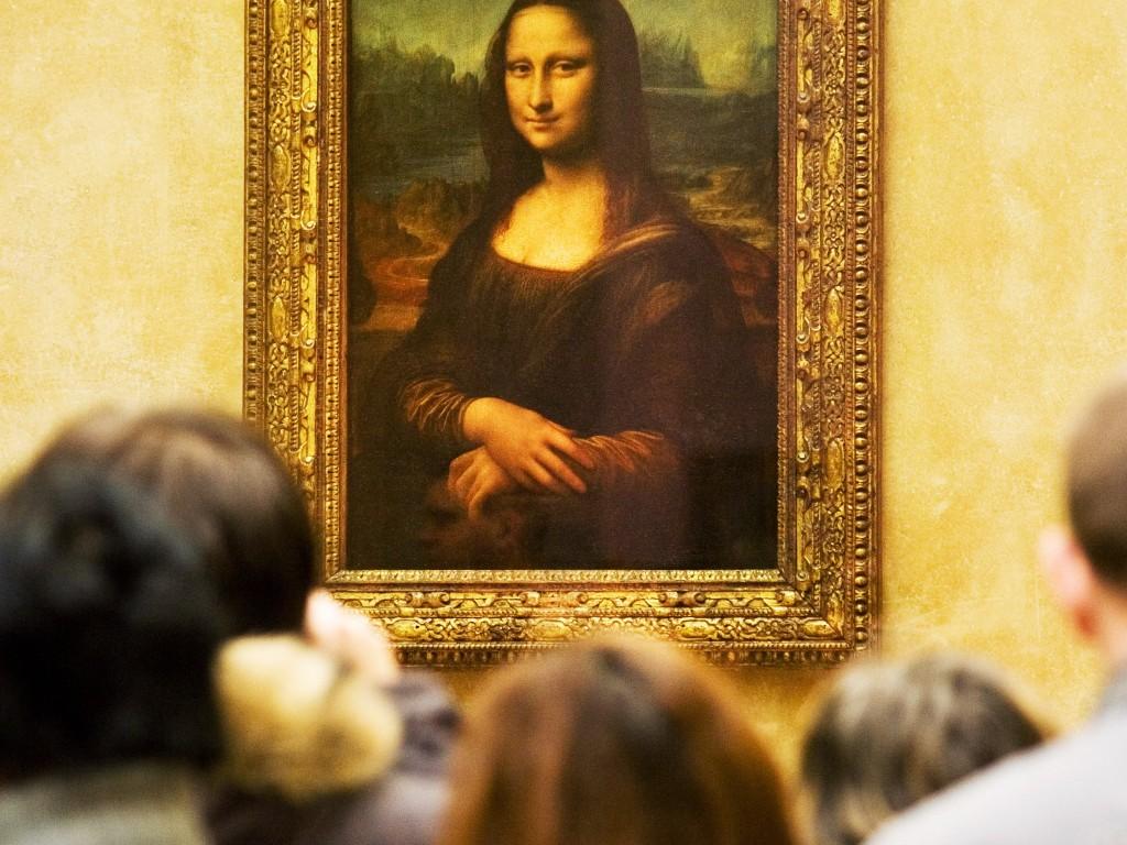 avrupa rüyası paris Leonardo da Vinci'nin Mona Lisa'sı