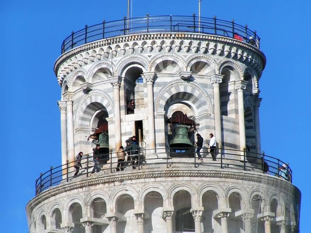 avrupa rüyası pisa kulesinden manzara