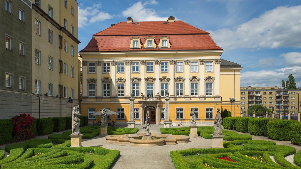 avrupa rüyası wroclaw kraliyet sarayı