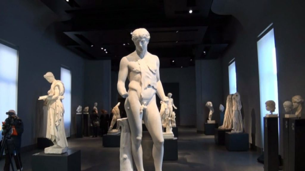 avrupa rüyası roma Museo Nazionale Romano