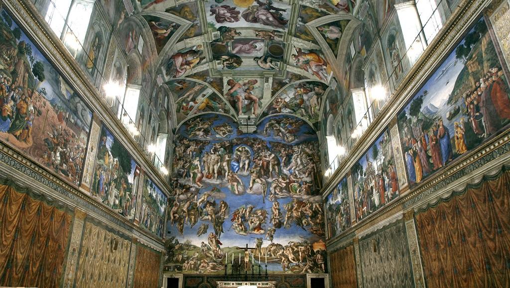 avrupa rüyası vatikan müzeleri