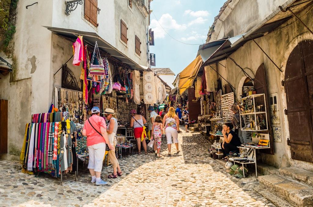 avrupa rüyası mostar tarihi pazar