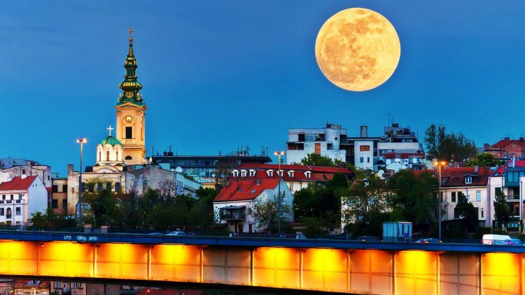 avrupa rüyası sırbistan belgrad