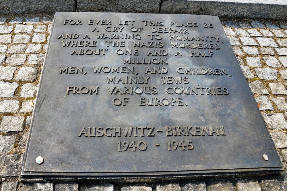 Polonya Auschwitz-Birkenau Müzesi