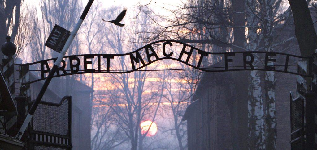 Polonya Auschwitz Kapısı