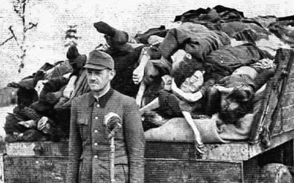 Polonya Auschwitz Toplama Kampı 1