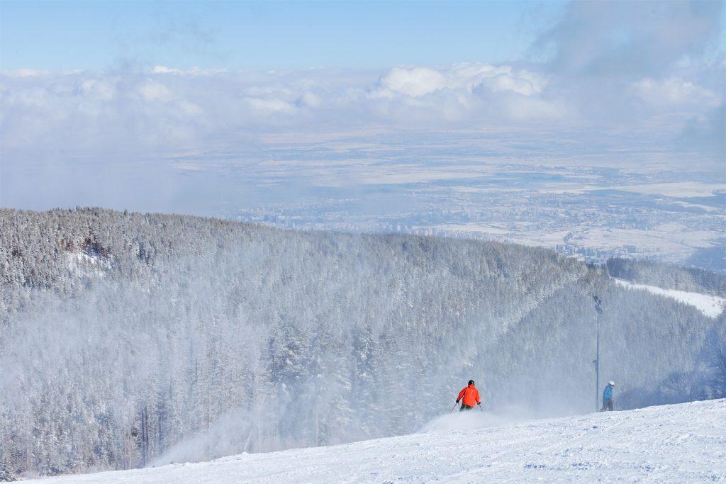 Avrupa Rüyası Bulgaristan Sofya Vitosha Dağı