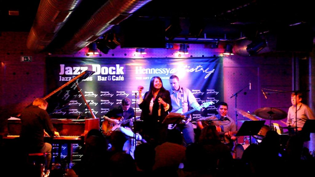 çekya prag Jazz Dock