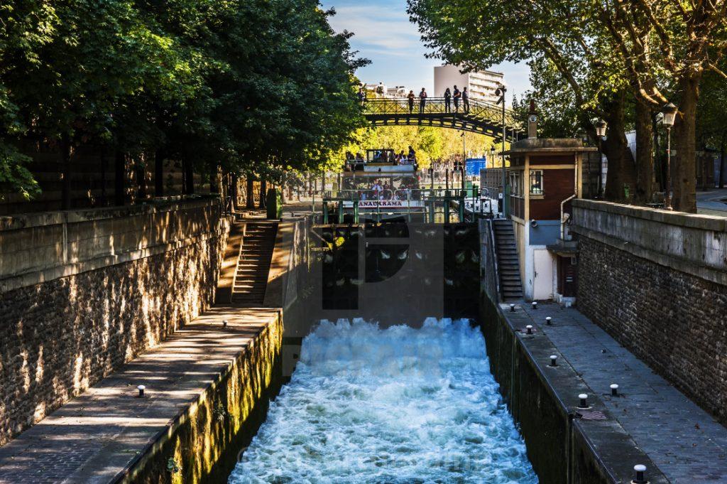 avrupa rüyası fransa paris Canal Saint Martin