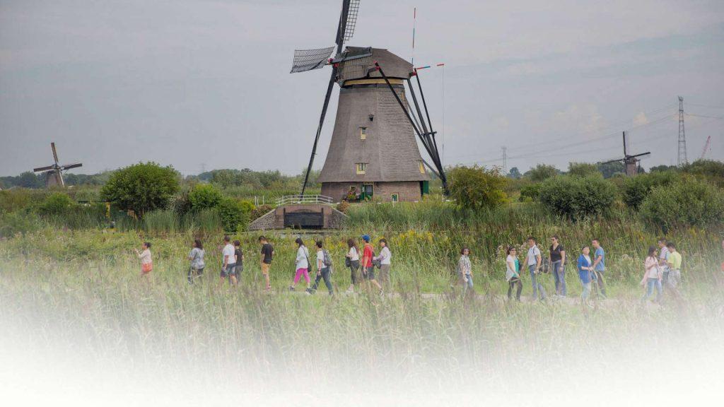 avrupa rüyası hollanda Kinderdijk