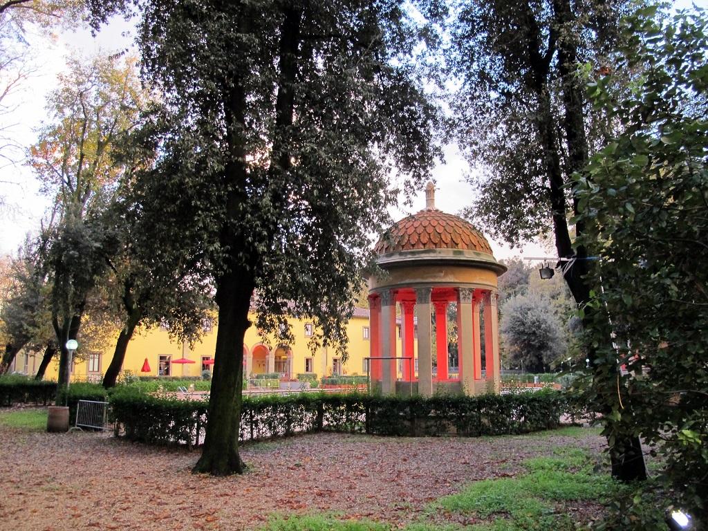 avrupa rüyası italya floransa Parco delle Cascine