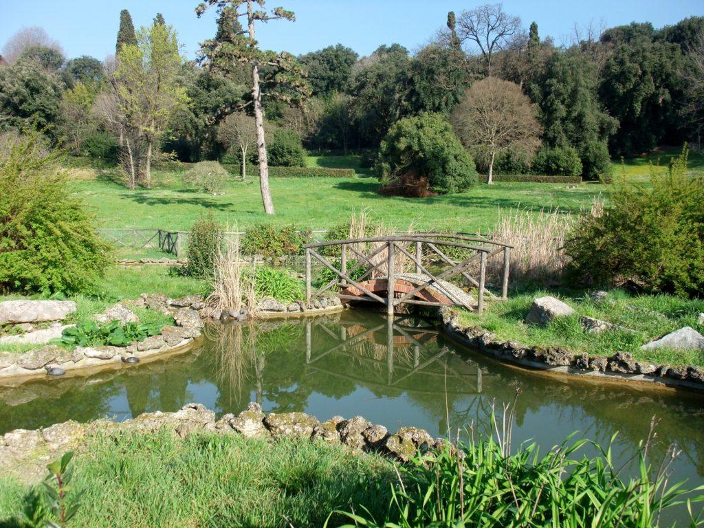 avrupa rüyası italya floransa Parco di Villa il Ventaglio