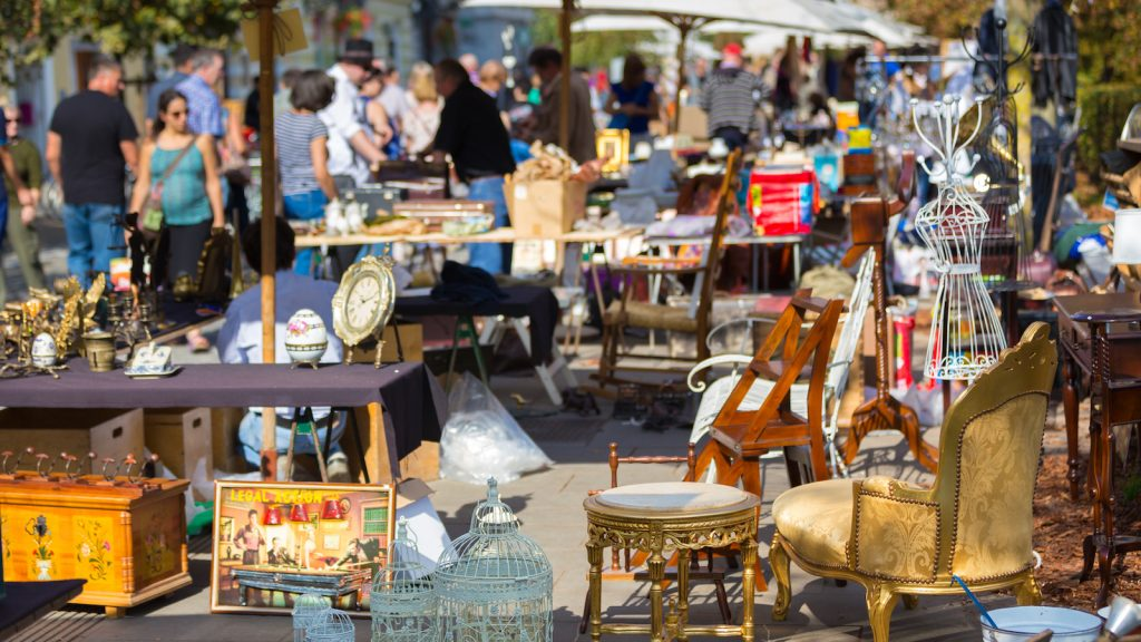 Lübyana Saturday Art Market