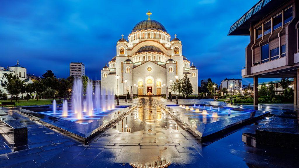 avrupa rüyası belgrad katedral