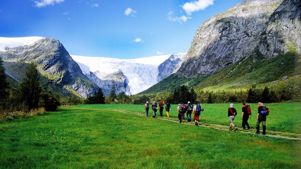 norveç fiyortları vikingler