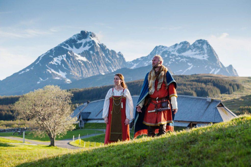 viking diyarı norveç