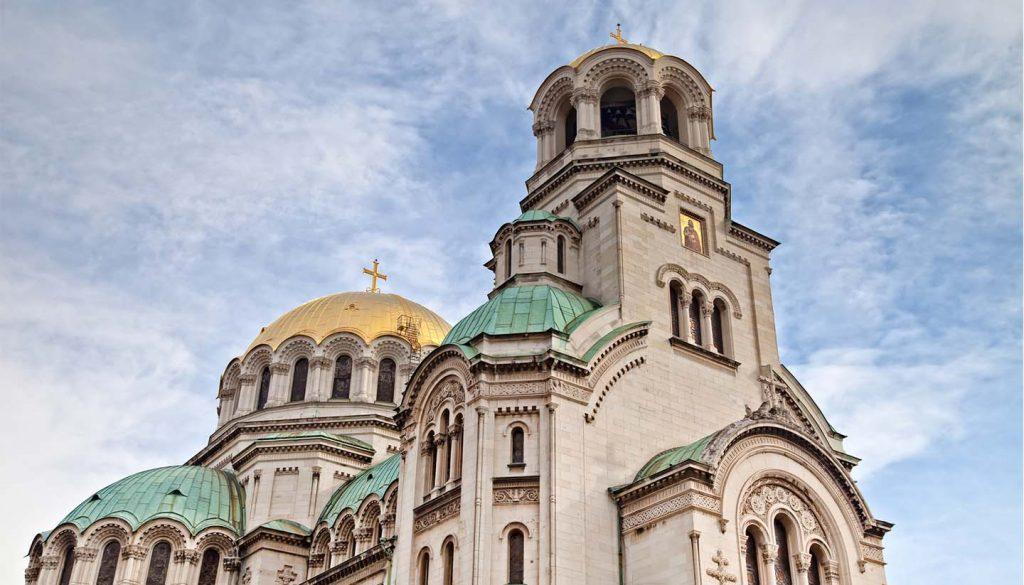 bulgaristan sofya aleksander nevski katedrali