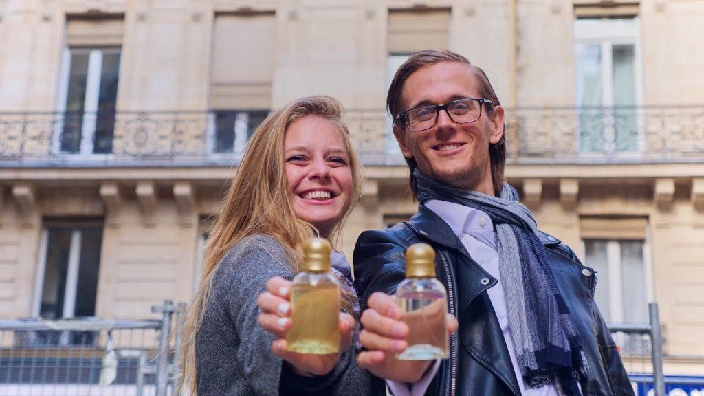 avrupa rüyası fransa paris parfüm