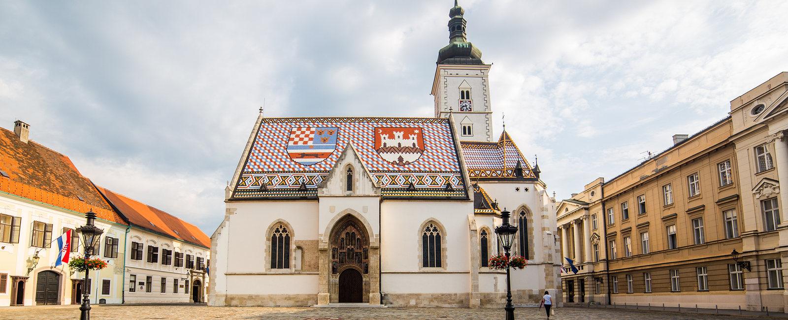 hırvatistan zagreb