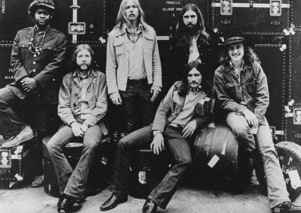 Ramblin' Man, the Allman Brothers Band