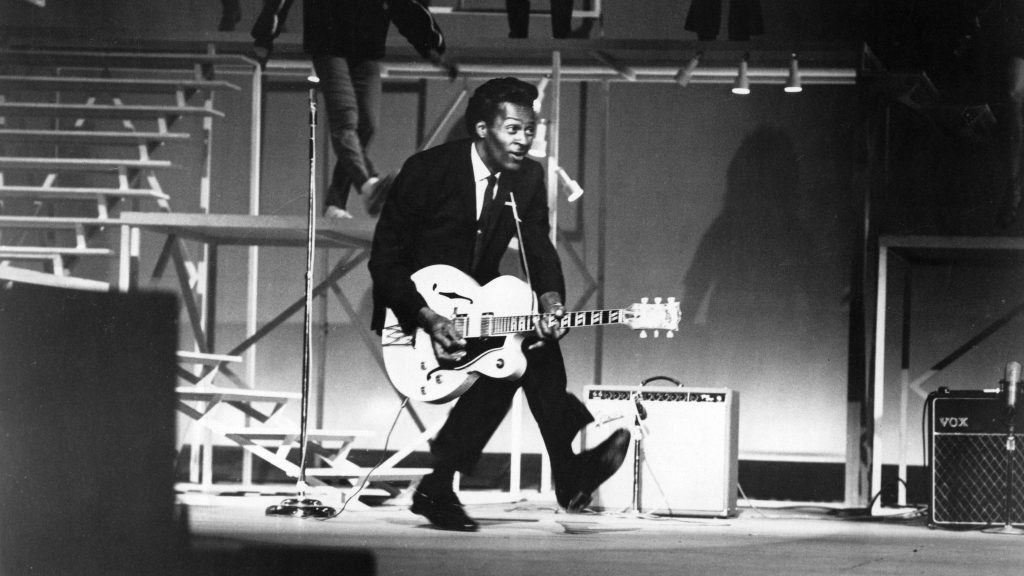 Route 66, Chuck Berry