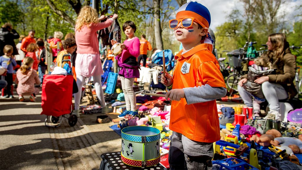 hollanda amsterdam Vrijmarkt
