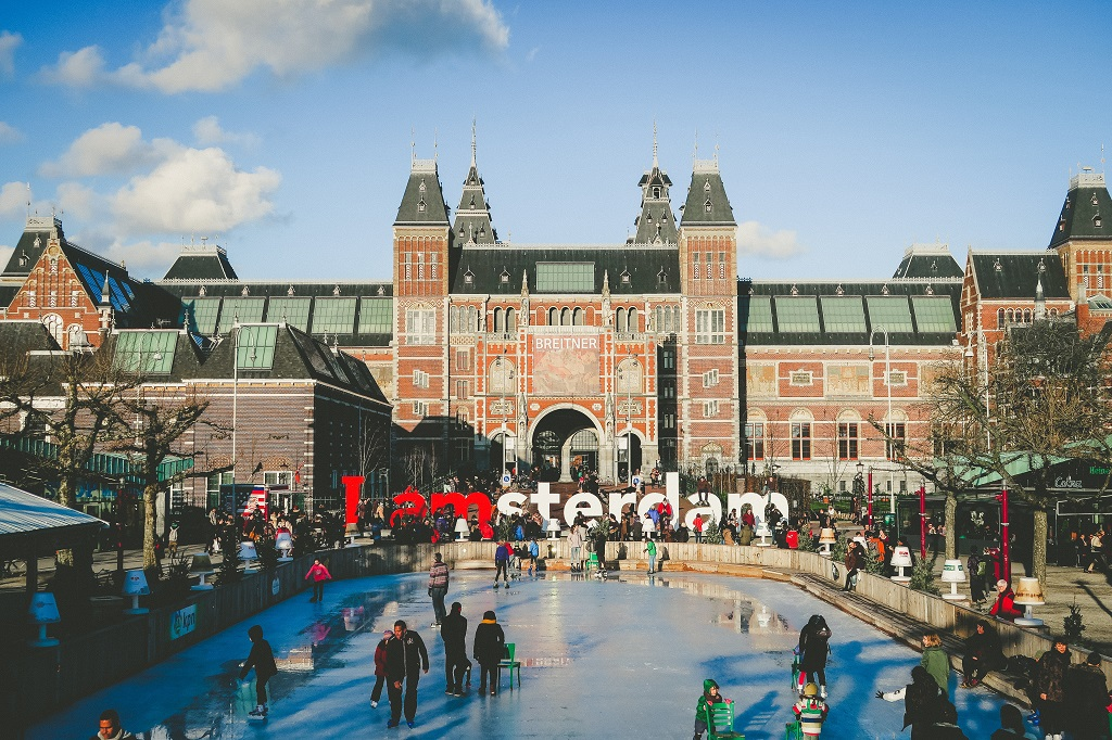 avrupa rüyası hollanda amsterdam