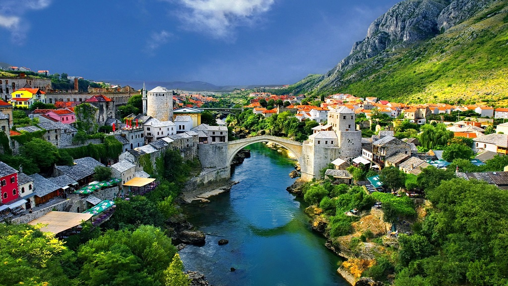 Bosna Hersek Mostar