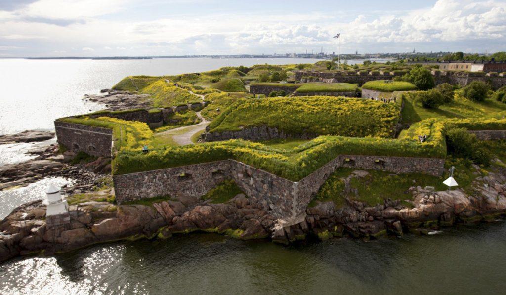 Finlandiya Suomenlinna Adası