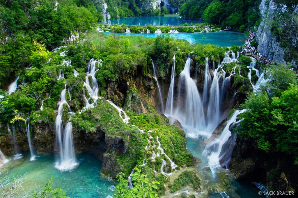 Hırvatistan Plitvice Gölleri