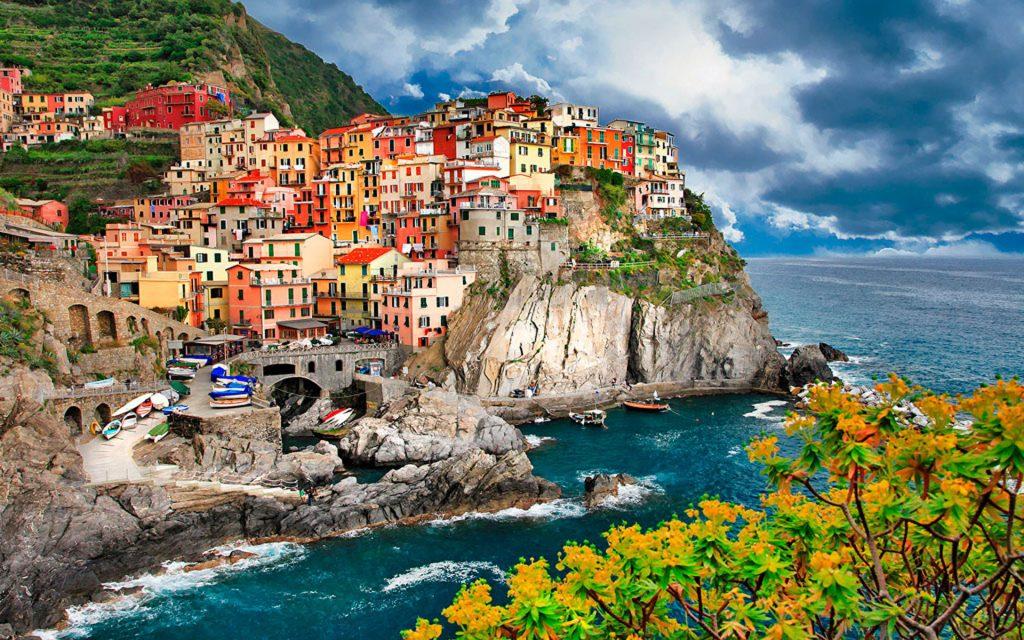 İtalya Cinque Terre