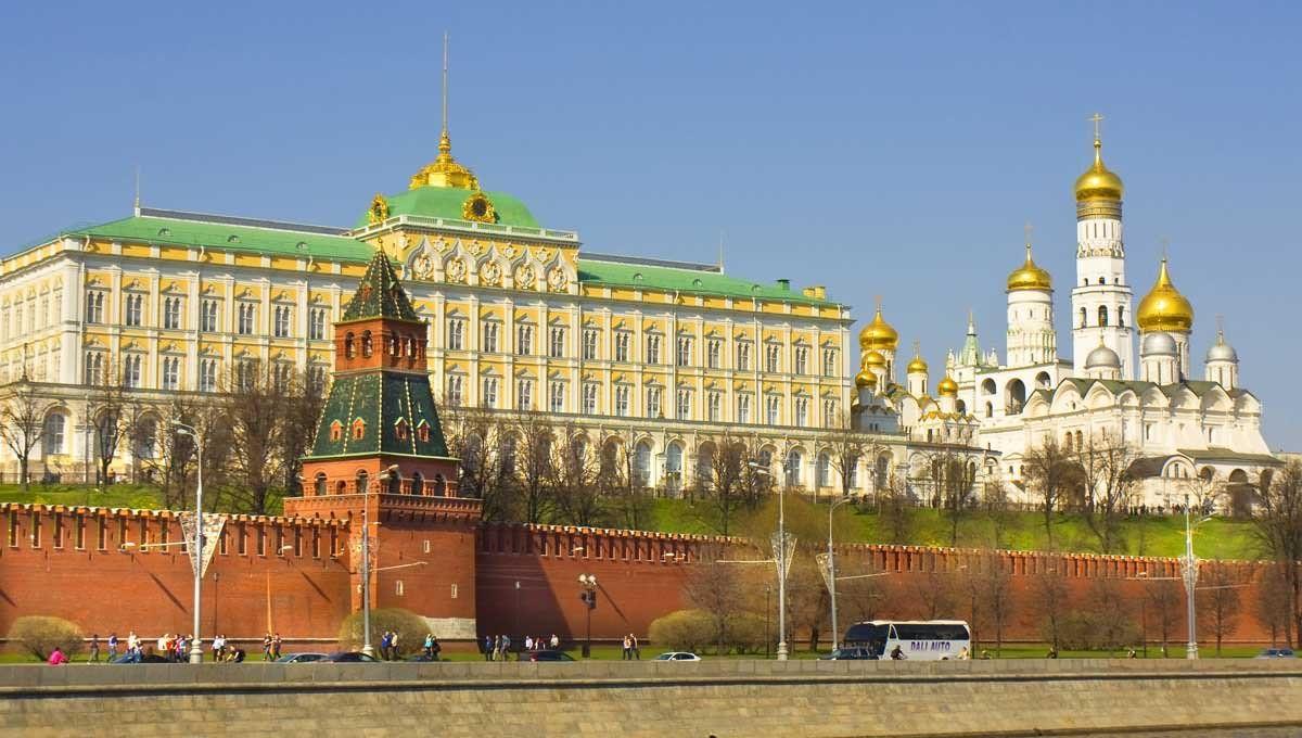 Rusya Kremlin Sarayı, Kızıl Meydan