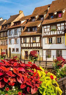 Alsas-Colmar-Fransa