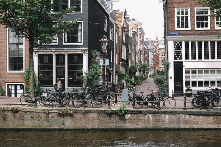 Amsterdam'ın En Fotojenik Noktaları