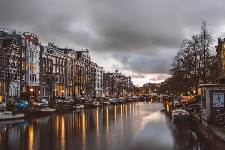 Amsterdam En Fotojenik Noktalar