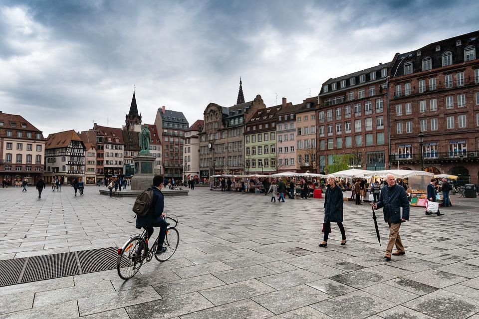 Strasbourg Gezi Rehberi