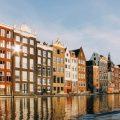 En Fotojenik Amsterdam Kanalları
