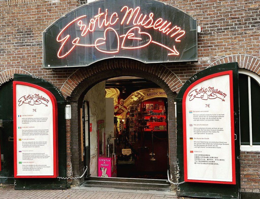 erotik müze amsterdam