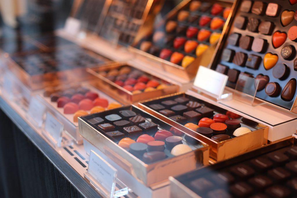 belçika çikolata