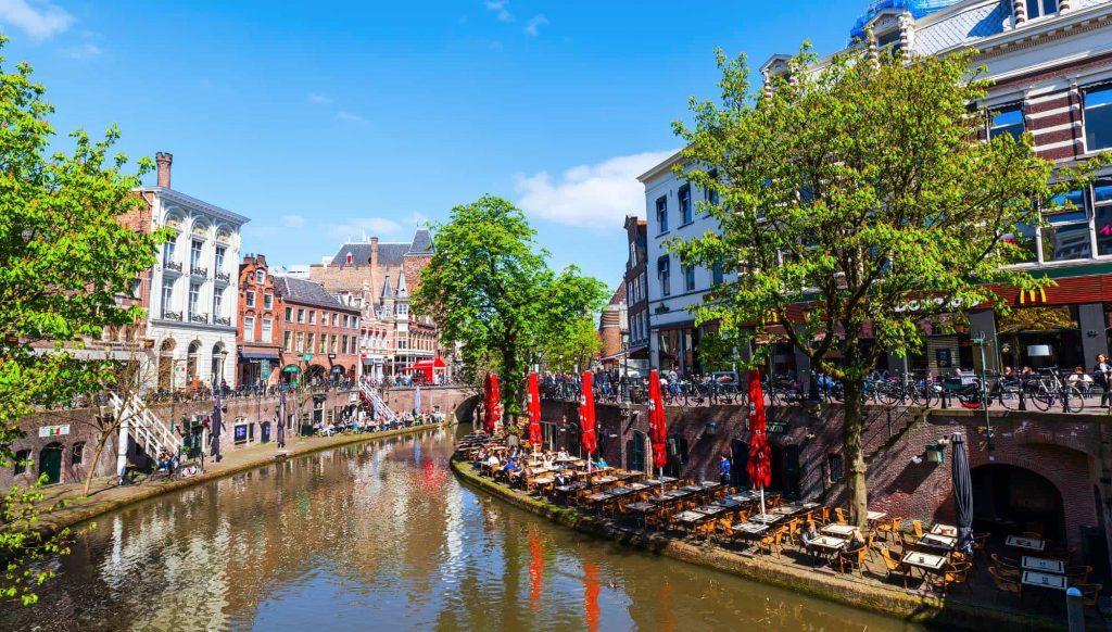 Utrecht-hollanda