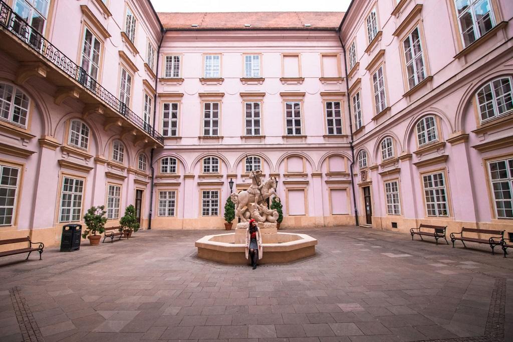 Primate-Sarayı-Bratislava